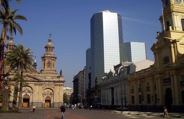 Free walking tour de Santiago